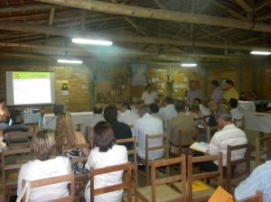 Valberto participa de reunião do Conselho de Desenvolvimento Regional